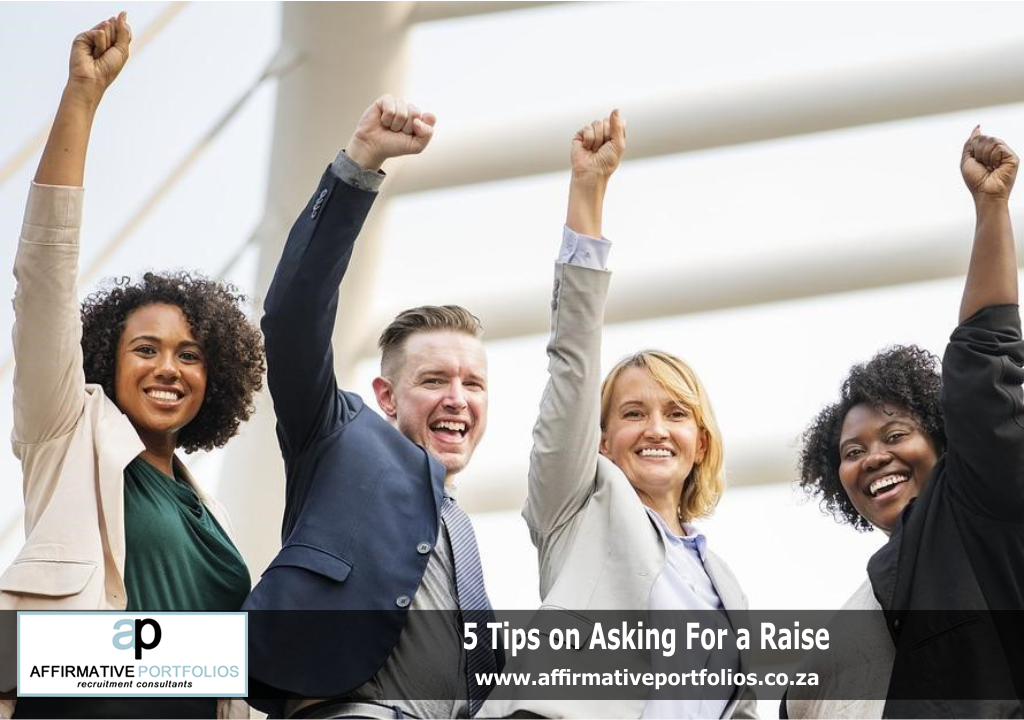 The number one tip for requesting a salary increase is to do your research so that you can make your pitch to your employer.